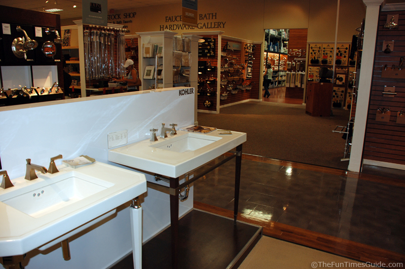 30 Popular Bathroom Hardware Showroom